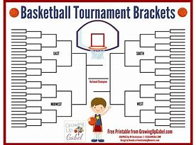 Boys NVC Basketall Bracket