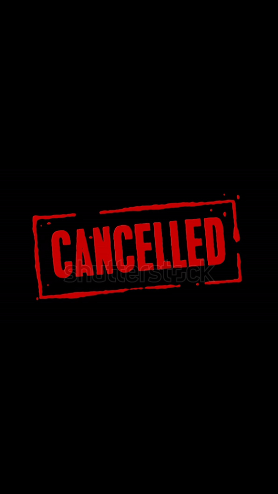 JV Girls game CANCELLED