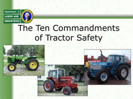 Tractor Safety Training Registration