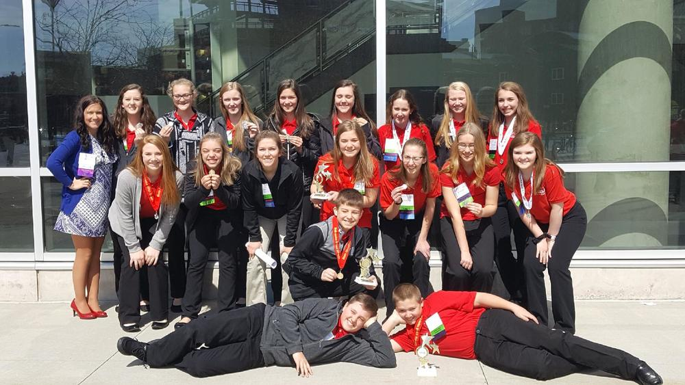 State FCCLA Results