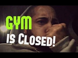 Gym Closed