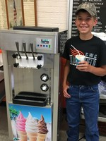 Now serving ice cream!