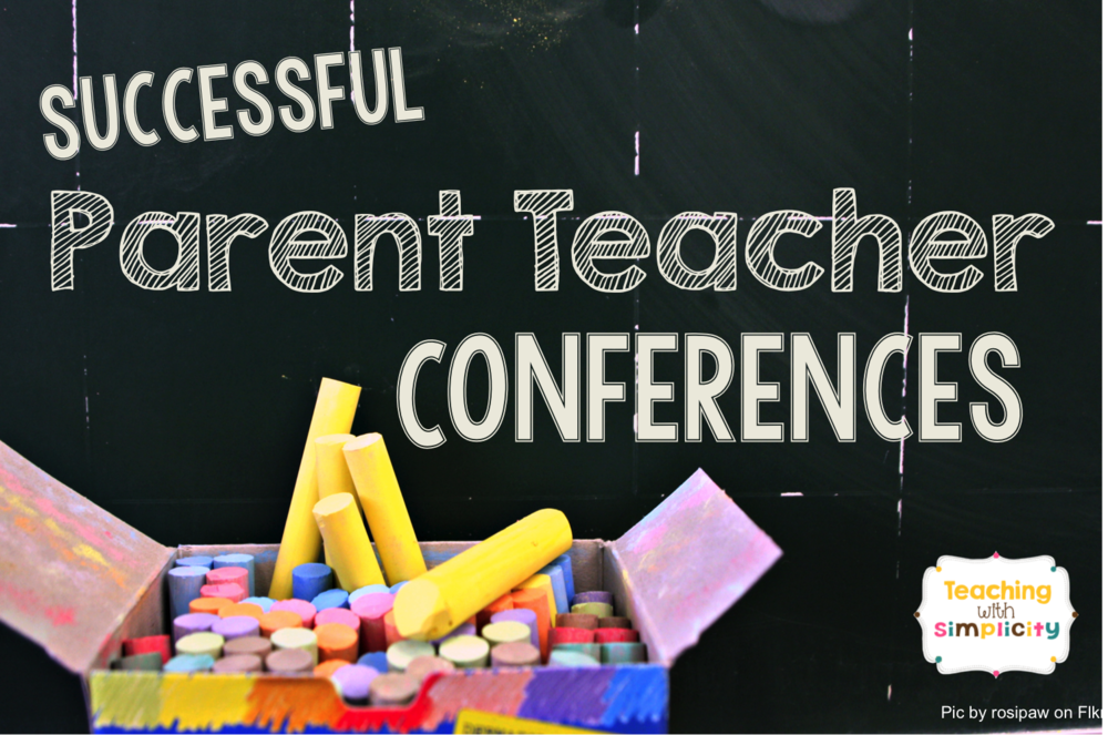 Fall Parent-Teacher Conferences