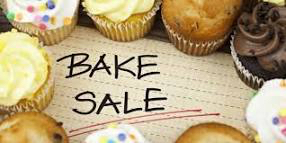 Band bake sale