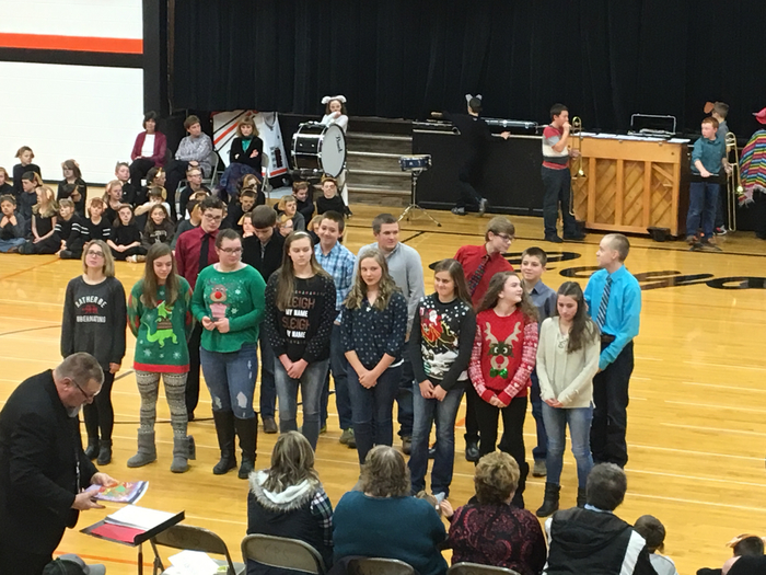 Jr High Choir
