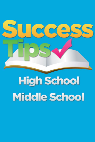 School Success Tip