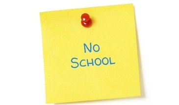 NO School Thursday, Nov 7 & 8