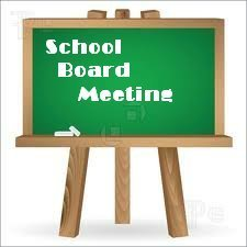 September School Board Meeting